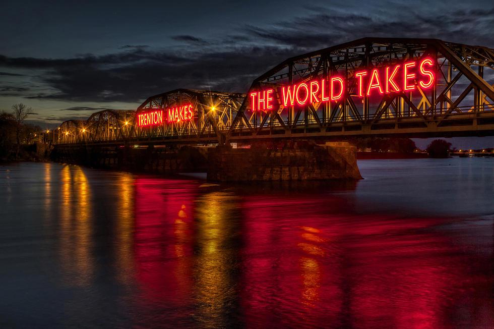 Trenton Makes the World Takes Bridge